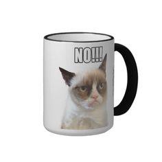 Grumpy Cat%u2122 NO!!! Mug