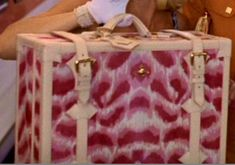 The Vivienne Westwood luggage I have an insane want of!