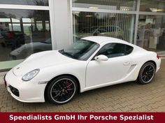 Porsche Cayman S Exklusiv Manufaktur UVP 99600 € Deutsch