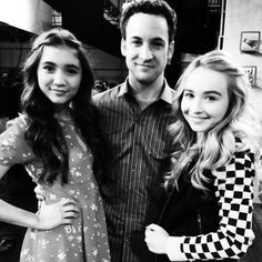 Sabrina, Rowan, and Ben