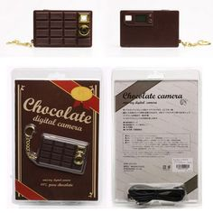 WOW!!! I want this one!!! #Chocolate #Camera