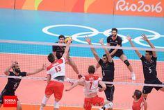 اخبار المپیک از والیبال تا شمشیر بازی/ ببینید  http://1vz.ir/138491  استودیو المپیک را هر روز لحظه به لحظه در برنا ببینید.                                #1varzesh #المپیک #والیبال #۱ورزش #والیبال_1ورزش