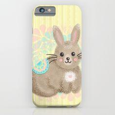 Cute Little Bunny iPhone & iPod Case