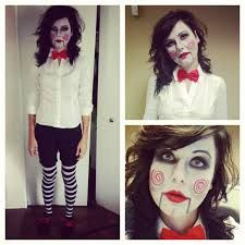 Jigsaw Doll costume