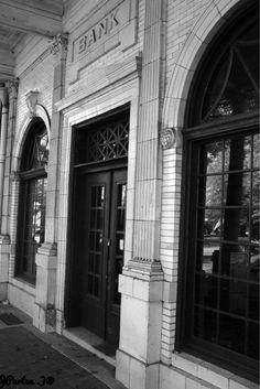 Madison ga.   Old bank, now restaurant