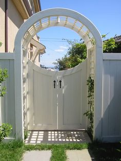 1000 images about santa cruz gates on pinterest door for Cartwright builders