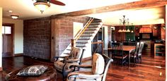 Sandstone Farmhouse Renovation by Weaver Construction and Roofing