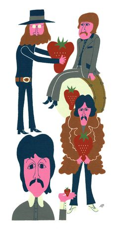 Akira Sorimachi : The Beatles