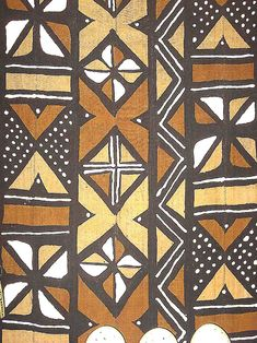 Do they make tablecloths in this pattern? We'… Africa: Gorgeous pattern! Do they make tablecloths in this pattern? We'll just decorate the Chinet table covers with this pattern! African Tribal Patterns, Ethnic Patterns, Textile Patterns, Japanese Patterns, Floral Patterns, African Quilts, African Textiles, African Fabric, African Art Projects