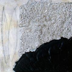 "Martha Marshall | Ritual 23 | mixed media on cradled panel, 8""x8"" /sm"