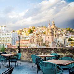 Guanajuato, Mexico pais de mi abuelito. [ MexicanConnexionForTile.com ] #Travel #Talavera #Handmade