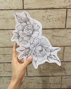 Новости #TattooIdeasFlower