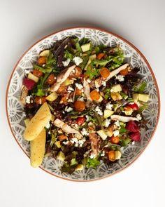 Santa Barbara Salad on washingtonpost.com from Aviva Goldfarb, The Six O'Clock Scramble