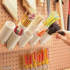 Small Garage Organization- CLICK PIC for Lots of Garage Storage Ideas. #garage #garagestorage