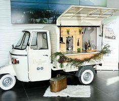 RV Storage and Organization Ideas – The RV Source Mobile Coffee Cart, Prosecco Van, Piaggio Ape, Rv Financing, Used Rv, Coffee Carts, Mobile Bar, Food Truck, Motorhome