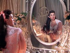 Esther Williams in Take Me Out to the Ball Game Golden Age Of Hollywood, Hollywood Glamour, Hollywood Stars, Classic Hollywood, Old Hollywood, Ester Williams, Happy Heavenly Birthday, Busby Berkeley, An American In Paris