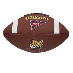 fde2dce77 Wilson Composite Football - LSU Tigers