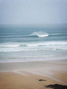 Newquay Surf... Cornwall (UK)...