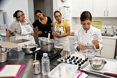 Cake decorating classes in Toronto offer an artistic and delicious outlet for all of those creative juices. Granted, while a workshop or two probably won't propel you to the status of the city's gateaux elite, they will give you an edge over the average stencil-equipped cake decorator. These classes cater...
