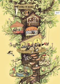 Emily Hughes Enseignement Art Plastique Maison Dessin Enfant Illustration De Livre Pour