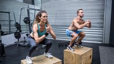 6 Plyo Box Moves For A Total-Body Workout | Fitness Republic