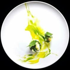 Modernist Cuisine, Food Porn, Good Food, Yummy Food, Exotic Food, Best Chef, Restaurant, Food Presentation, Food Plating