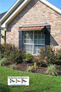 104 Best Window Trellis images | Trellis, Window awnings ...
