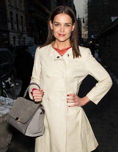 Celebrity Handbags New York Fashion Week Fall 2014 54