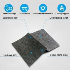 Nano Scratch Remover Car Cleaning Hacks, Car Hacks, Camping Hacks, Auto Body Repair, Car Repair, Vw Touran, Wipe Away, Nanotechnology, First Aid Kit