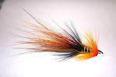 Super Snaelda Tube Flies - Salmon Tube Flies x 3 | eBay