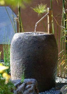 Water feature – Japanese water fountain – Sōzu