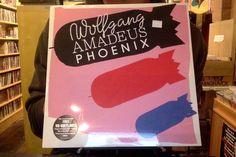 Wolfgang Amadeus Phoenix LP sealed vinyl  + mp3 download #AlternativeIndie