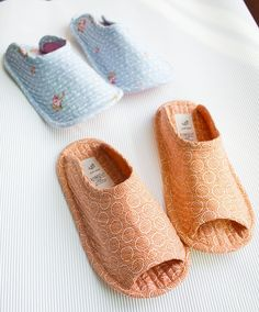 362 Amber Women's Slippers PDF Pattern ONLY