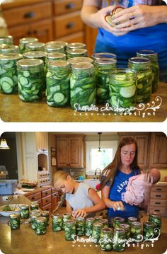 My Crazy Life as a Farmers Wife: canning
