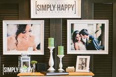 [Simply.Happy] Photography | Bridal Show Booth: We had an ah-mazing time & got to introduce everyone to [Simply.Happy] Photography via our bridal show booth!