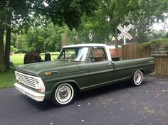 Image result for 1968 F100