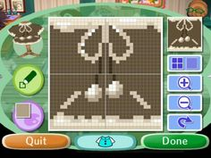animal crossing city folk design for eskimo coat - Halloween Animal Crossing City Folk