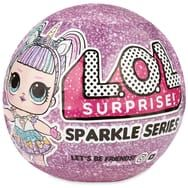 Giochi Preziosi L O L Surprise Sparkle Poupees Lol Message Secret Sparkle