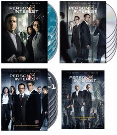 Free USA Shipping on Every Order! 120 Day Return Policy Satisfaction Guaranteed Your Item is Brand New & In Stock today! Get all 5 Seasons for one low price! Reese and Finch work to save the life of C