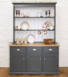 76 best buffet hutch images in 2019 refurbished furniture rh pinterest com