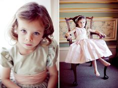 Little Miss Bush flowergirl inspiration. Nicki Macfarlane dresses. Photography by www.eddiejuddphotography.com