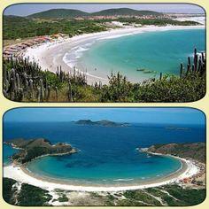 Praia das Conchas no Peró - Cavo Frio RJ