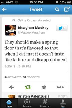 I love Meghan, but I don't plan on tasting failure I'm ready for the sweet smell of success