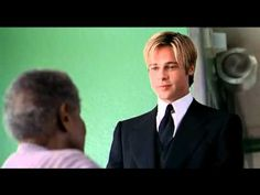 Love this scene from Meet Joe Black