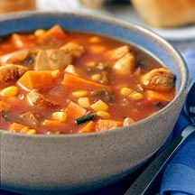 Weight Watchers - Slow Cooker Chicken & Potato Soup - 7 Points Plus