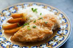 Dukan Diet Menu: Honey Mustard Chicken