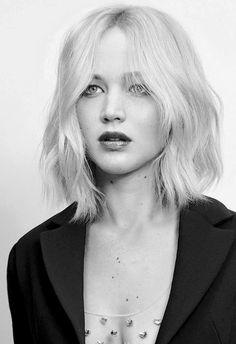 Jennifer Lawrence For Harper's Bazaar, May 2016.