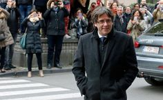 El ex presidente de Cataluña se entrega a la Policía belga   El Puntero