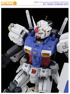 Gundam Model, Mobile Suit, Hguc, Japan, Japanese