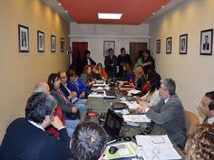 Daniel Gutierrez concurrió a la reunión ante la Comisión de Educación de la Cámara de Diputados para brindar información sobre temas de la cartera educativa